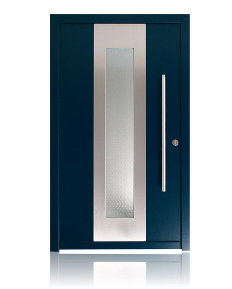 Деревянная входная дверь PHT643
